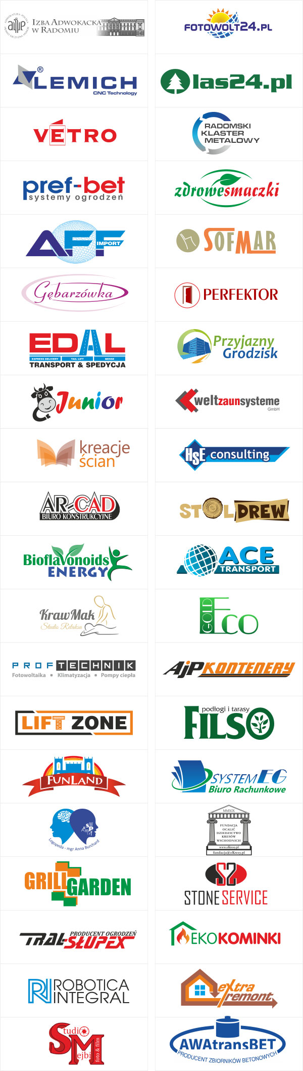 logotypy radom